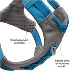 View Image 4 of Kurgo Journey Air Dog Harness - Coastal Blue