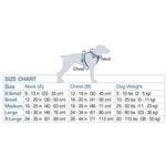 View Image 10 of Kurgo Journey Air Dog Harness - Coastal Blue