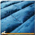 View Image 7 of Kurgo Loft Reversible Dog Jacket - Blue and Orange