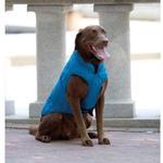 View Image 1 of Kurgo Loft Reversible Dog Jacket - Blue and Orange
