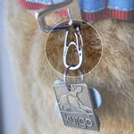 View Image 2 of Kurgo Wander Dog Tag Clip