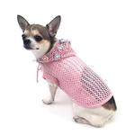 View Image 1 of Lacey Breezy Dog Cover-Up Hoodie By Oscar Newman