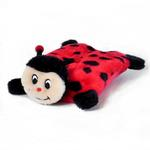 View Image 1 of Squeakie Pad Dog Toy - Ladybug