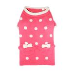 View Image 1 of Lala Dog Sweater - Pink
