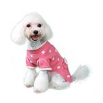 View Image 2 of Lala Dog Sweater - Pink