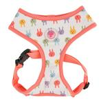 View Image 1 of Hopper Basic Style Dog Harness by Pinkaholic - Indian Pink