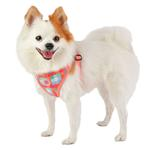 View Image 4 of Vivica Basic Style Dog Harness by Pinkaholic - Pink
