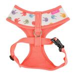 View Image 2 of Hopper Basic Style Dog Harness by Pinkaholic - Indian Pink