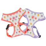 View Image 3 of Hopper Basic Style Dog Harness by Pinkaholic - Indian Pink