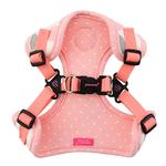View Image 3 of Lapine Comfort Dog Harness by Pinkaholic - Ivory