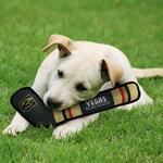 View Image 2 of Las Vegas Golden Knights Hockey Stick Dog Toy