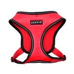 View Image 2 of Legacy Snugfit Dog Harness By Puppia - Red