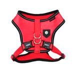 View Image 3 of Legacy Snugfit Dog Harness By Puppia - Red
