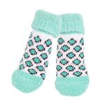 View Image 1 of Leone Dog Socks By Puppia - Mint
