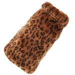 View Image 1 of Leopard Fur Dog Coat by Up Country