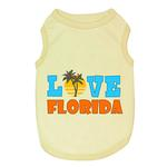 View Image 1 of Love Florida Dog Tank