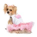 View Image 2 of Light Pink Cupcake Dog Dress by Pawpatu