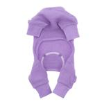 View Image 2 of Lilac Sweet Dreams Thermal Dog Pajamas by Doggie Design