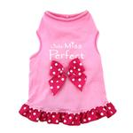 View Image 1 of Little Miss Perfect Dog Tank Top Dress
