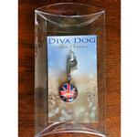 View Image 2 of London Bubble Dog Collar Charm