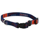 View Image 1 of Los Angeles Angels Baseball Printed Dog Collar