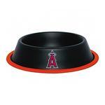 View Image 1 of Los Angeles Angels Dog Bowl - Black