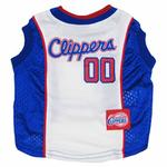 View Image 1 of Los Angeles Clippers Dog Jersey