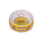 View Image 1 of Los Angeles Lakers Plastic Dog Bowl