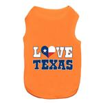 View Image 1 of Love Texas Dog Tank