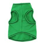 View Image 2 of Love Shamrock Dog Tank - Green