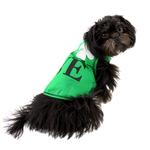 View Image 3 of Love Shamrock Dog Tank - Green