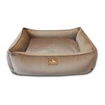 View Image 1 of Luca Lounge Dog Bed - Coco