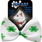 View Image 2 of Lucky Charms Dog Bow Tie