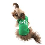 View Image 3 of Lucky Dog Shirt - Green