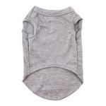 View Image 3 of Lucky Swoosh Dog Shirt - Gray