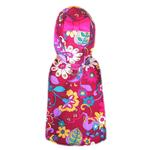 View Image 1 of Lydia Retro Dog Raincoat by Pooch Outfitters