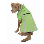 View Image 1 of Madison Dog Parka - Apple Green