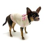 View Image 3 of Flower Power Dog Sweater By Oscar Newman