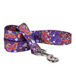View Image 1 of Mardi Gras Dog Leash by Yellow Dog