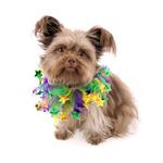 View Image 2 of Mardi Gras Smoochers Pet Scrunchie