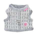 View Image 1 of Margaux Jacket Dog Harness By Pinkaholic - Grey