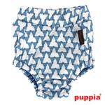 View Image 2 of Martina Dog Sanitary Panty by Puppia - Blue