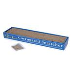View Image 1 of Meow Town Corrugated Cat Scratcher