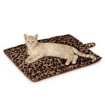 View Image 2 of Meow Town ThermaPet Cat Mat - Brown Leopard