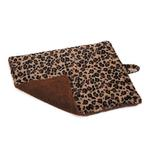 View Image 1 of Meow Town ThermaPet Cat Mat - Brown Leopard