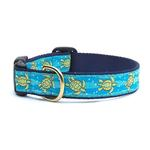 View Image 1 of Sea Turtle Dog Collar by Up Country