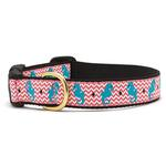View Image 1 of Seahorse Dog Collar by Up Country