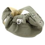View Image 3 of Messenger Bag Dog Carrier by Dogo - Green