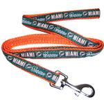 View Image 1 of Miami Dolphins Officially Licensed Dog Leash