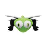 View Image 4 of Mighty Bug Dog Toy - Dizzy the Dragonfly - Green